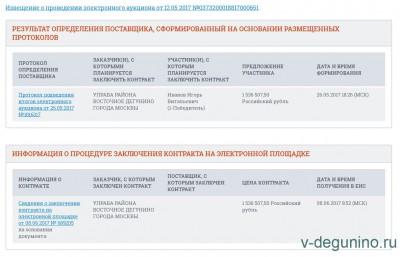 Госзакупка: 35 районных спортивных лёгких мероприятия всего на 2,7 миллиона рублей - Победитель_08.06.2017.jpg