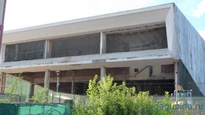Внутренности кинотеатра Ереван полностью ломают - Ереван_24.07.2017_1.jpg