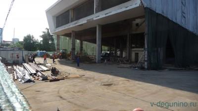 Внутренности кинотеатра Ереван полностью ломают - Ереван_1.jpg