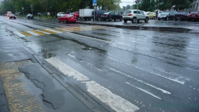 Демонтирован пешеходный переход у ст Бескудниково - Бескудниково.jpg