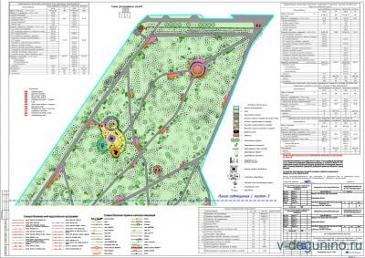 Госзакупка: Выполнение работ по благоустройству территории парка Вагоноремонт в 2018 г. - План_парк_Вагоноремонт.jpg