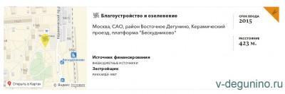 ООО Рикарди-мед должно было ещё в 2015 году благоустроить территорию строительство Пятёрочка  - stroi.mos.ru screen capture 2018-07-23_11-35-42.jpg