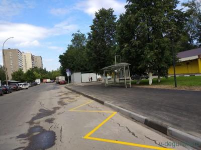 С 28 июля начинается движение автобуса 692 от платформы Дегунино до Савёловского вокзала - Остановка_Дегунино.jpg