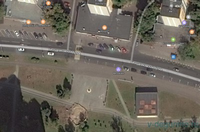 Внезапно: На Бескудниковский бульвар приехала строительная техника для строительства Ярмарки напротив Искры  - Карта_Рынок_Бульвар.jpg