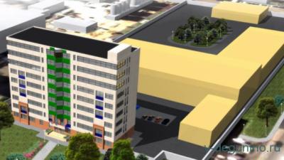 На Дубнинской улице появится новый технопарк «Визбас» - Проект.png