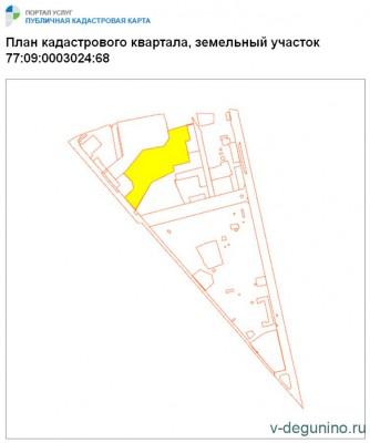 ГЗК одобрила проект планировки 3-й Нижнелихоборский проезд, вл. 1 - План_Квартала.jpg