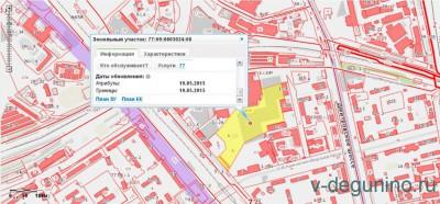 ГЗК одобрила проект планировки 3-й Нижнелихоборский проезд, вл. 1 - Карта_Участка.jpg