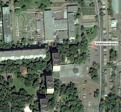 Вероятные Публичные слушания: Керамический проезд, вл. 59 - Карта_Яндекс.jpg