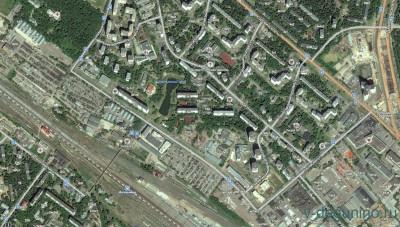 Жители района Западное Дегунино против строительства крупнейшего Логистического центра Ховрино - Карта_Путейская_Моссельмаш.jpg