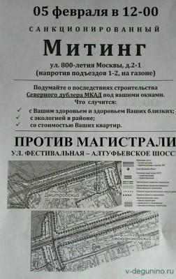 5 февраля митинг против строительства Путепровода и Автомагистрали - Митинг_5.02..2017.jpg