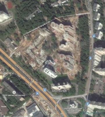 В начале Бескудниковского бульвара появится Проектируемый проезд 6196 - Проектируемый-проезд-6196.jpg